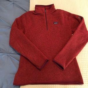 Patagonia quarter-zip Better Sweater